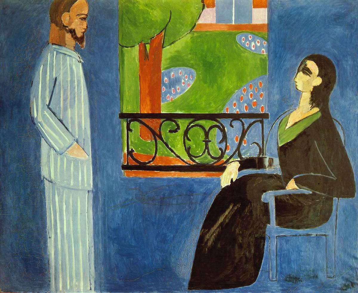 La Conversazione - H. Matisse